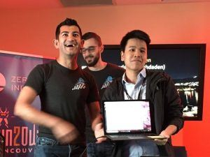 Team Anhdaden of STAR Labs at Pwn2Own 2019