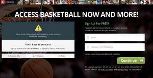 march madness phishing