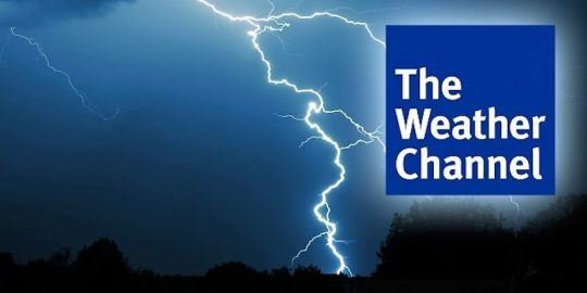 weather channel hacked off-air