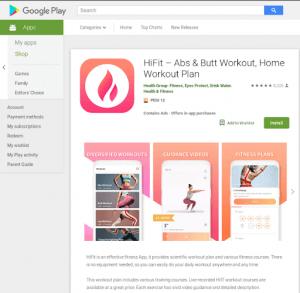 google play app adware
