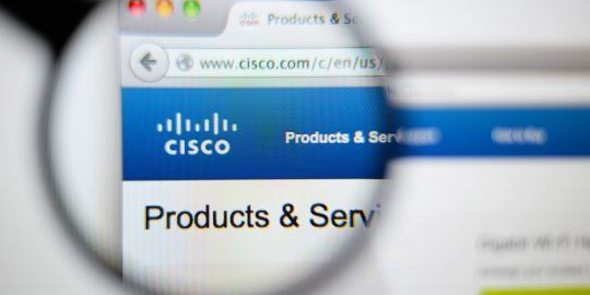 cisco high severity flaw iOS XE