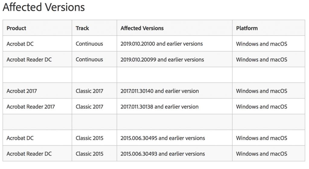 adobe patch update critical flaw