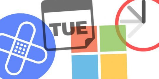 patch Tuesday podcast