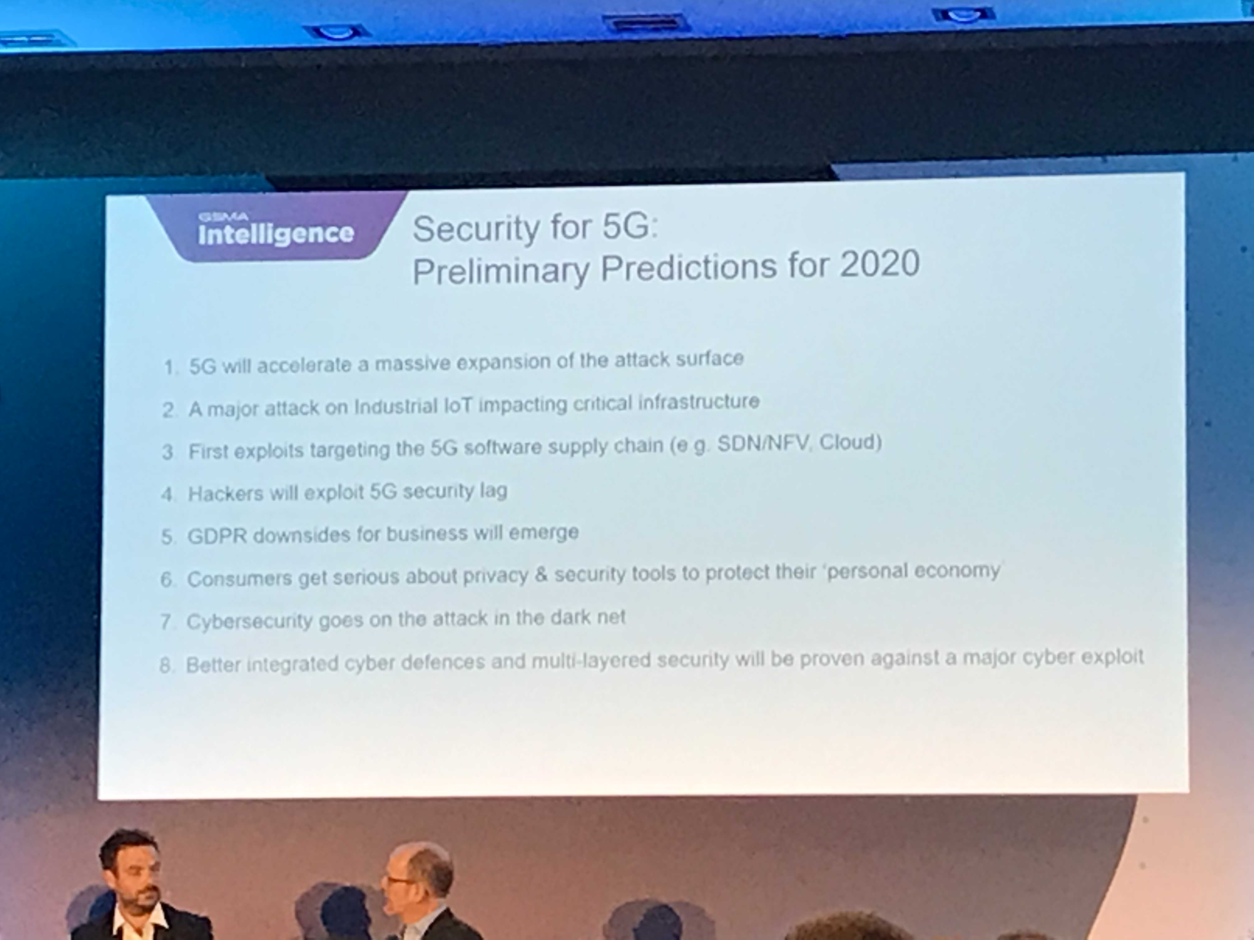 AI, the Mandatory Element of 5G Mobile Security | Threatpost