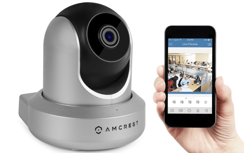 Critical Flaws in Amcrest HDSeries Camera Allow Complete