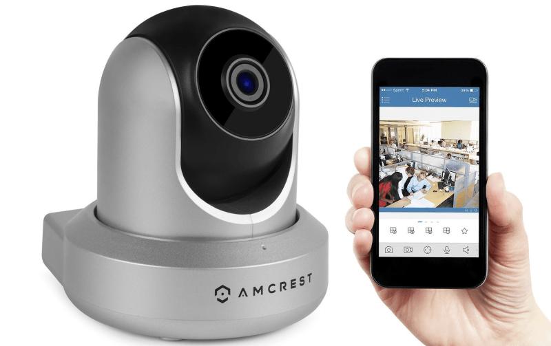 amcrest camera cyberattack takeover