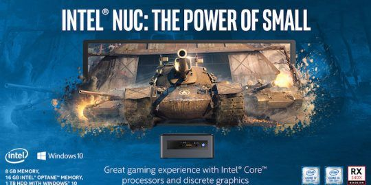 intel patches nuc software