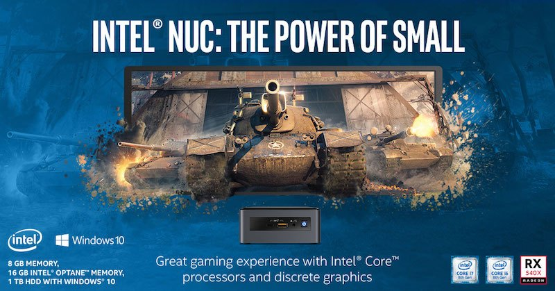 Intel NUC Firmware Open to Privilege Escalation, DoS and Information