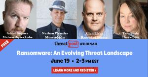 ransomware webinar malware trends