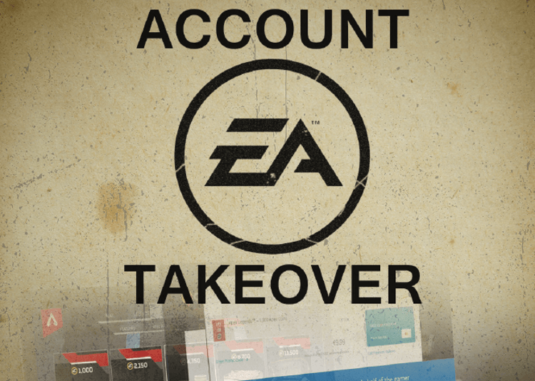 EA Games Patches Account-Hijacking Bug