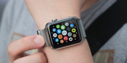 Apple Watch vulnerability