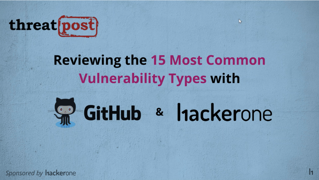 15 Most Common Vulnerabilities Types