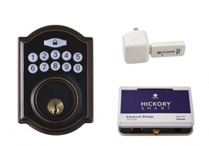 Hickory Smart BlueTooth Enabled Deadbolt