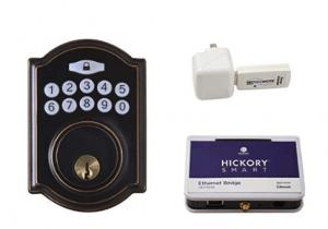 Hickory Smart BlueTooth Enabled Deadbolt