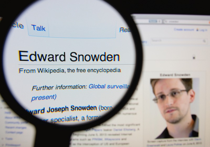 edward Snowden permanent record