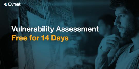 Cynet Image Vulnerability Assessment