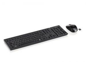 Fujitsu wireless keyboard flaws