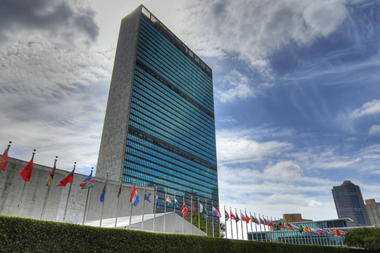 united nations mobile phishing attack