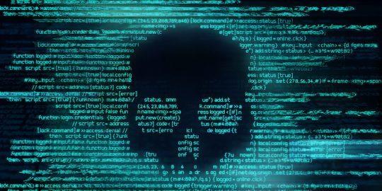 Georgia cyberattack