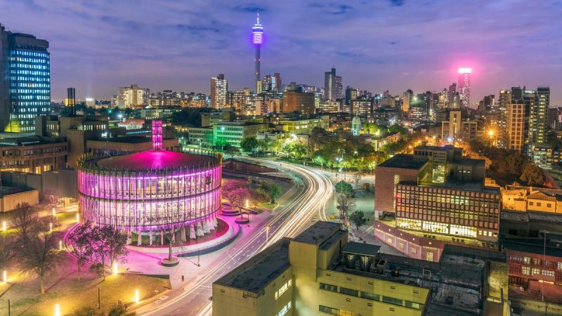 The 8 most Beautiful Cities In Africa