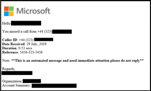 Enterprise Execs Targeted in Fake Voicemail/Office 365 Attack