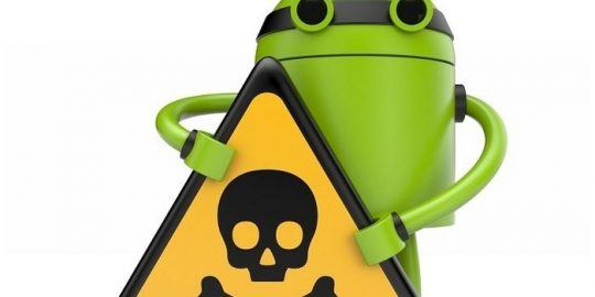 android system partition undeletable malware