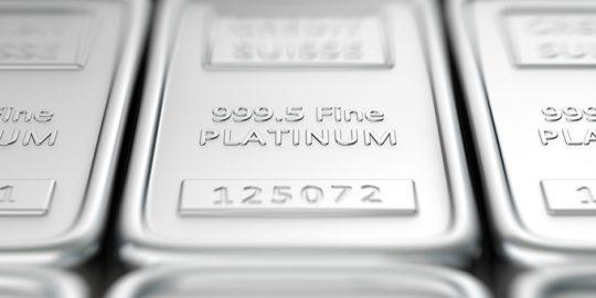 platinum titanium