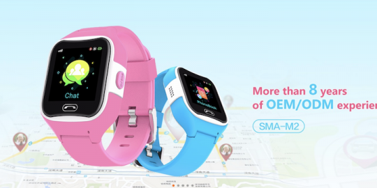 kids smartwatch data privacy