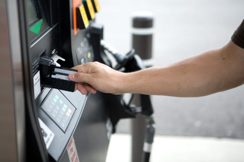 gas station payment card attacks
