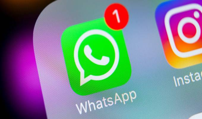 whatsapp data sharing