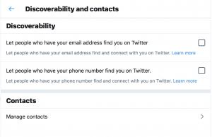 Twitter API bug abuse