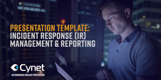IR Management Template