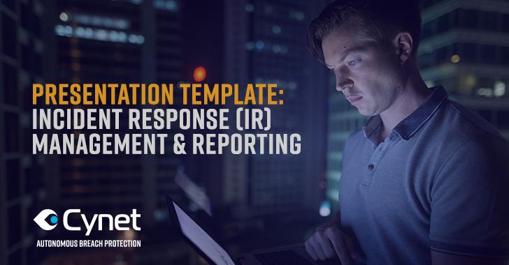 IR Management Template