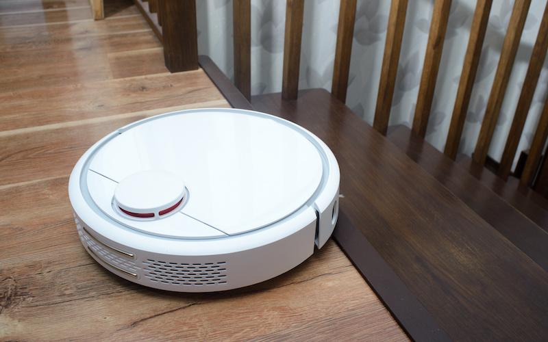 iot robot vacuum cleaner