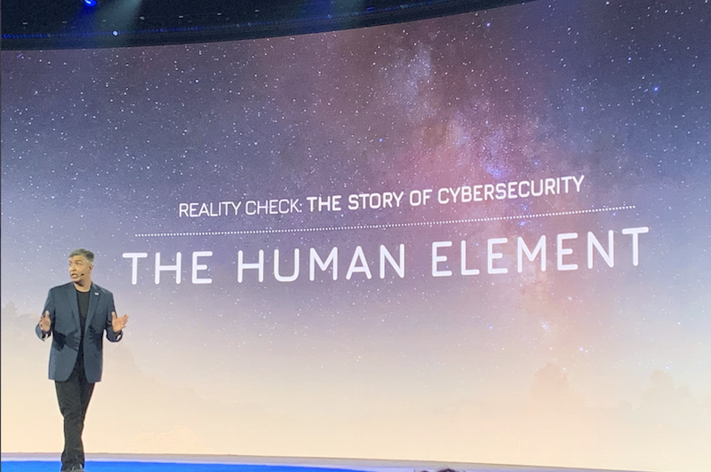 RSAC 2020 Keynote: Changing the World's False Perception of Cybersecurity