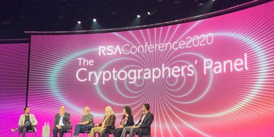 rsa 2020 cryptographers panel