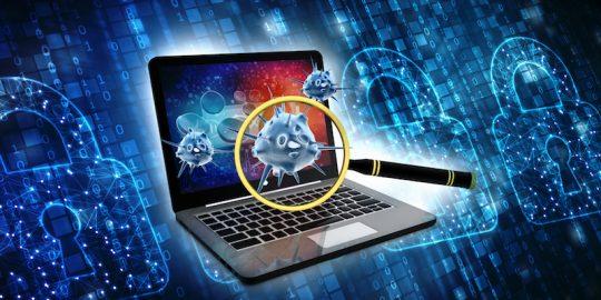 coronavirus computer spear phishing