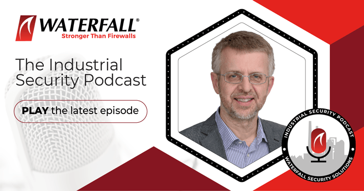 The Industrial Security Podcast Hosted by Andrew Ginter