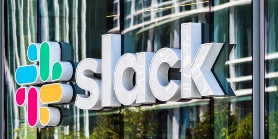 Slack critical security bug