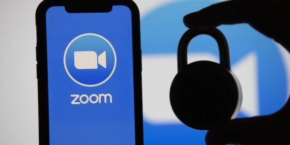 zoom web conferencing app