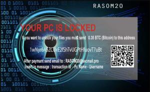 ransomware coronavirus cyberattack