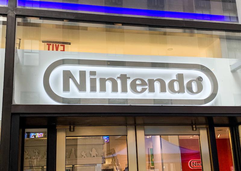 Nintendo account hack