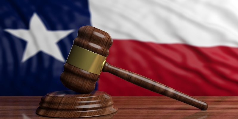 Texas court system ransomware attack
