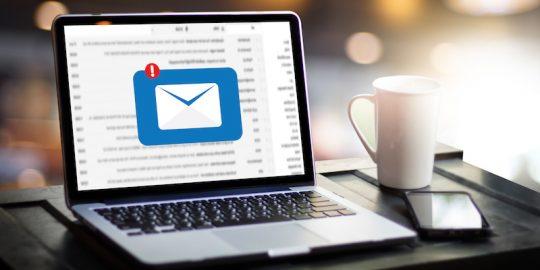 edison email bug