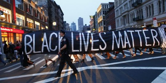 black lives matter cyberattack trickbot