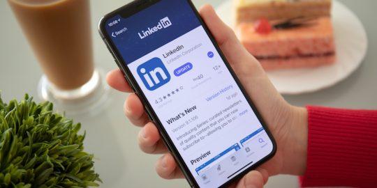 linkedin job offers malware