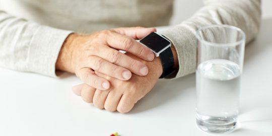 smartwatch pill