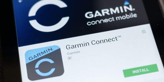 garmin outage ransomware