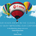 Canon Admits Ransomware Attack in Employee Note, Report