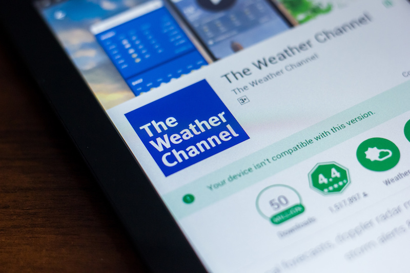 IBM Settles Lawsuit Over Weather Channel App Data Privacy